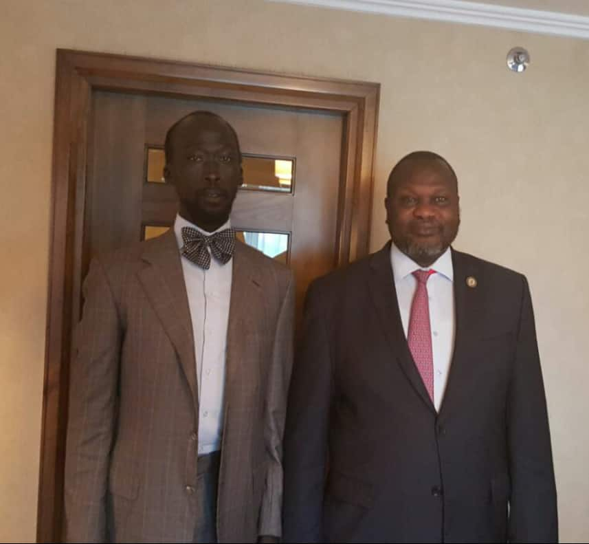 minister of water affairs in sudan images