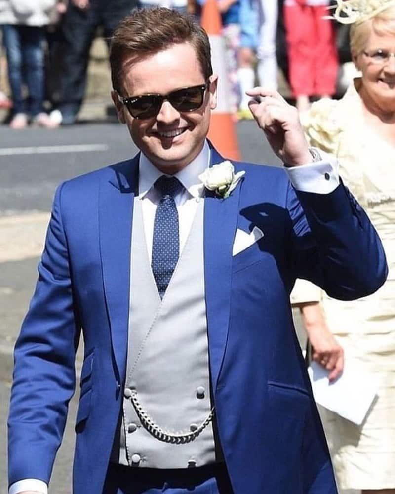 Declan Donnelly's salary