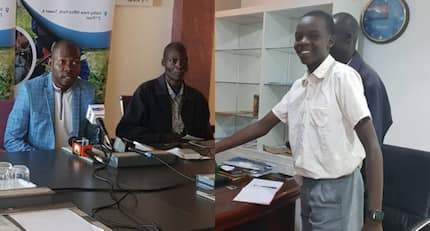 Saboti MP gives needy pupil who scored 429 in KCPE full secondary school scholarship