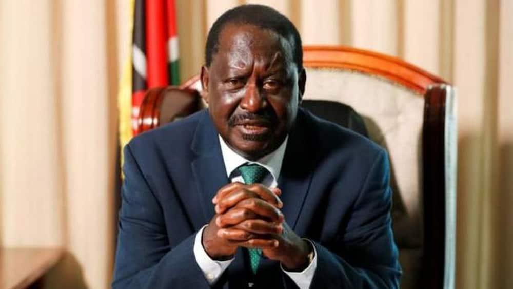 "Raila Odinga Thanks God For Enabling Him Overcome COVID-19: ""Nilikuwa Mahututi"""