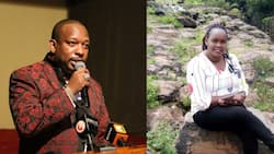 Sonko Aahidi Kuwachukua Watoto wa Caroline Kangogo Aliyejimaliza