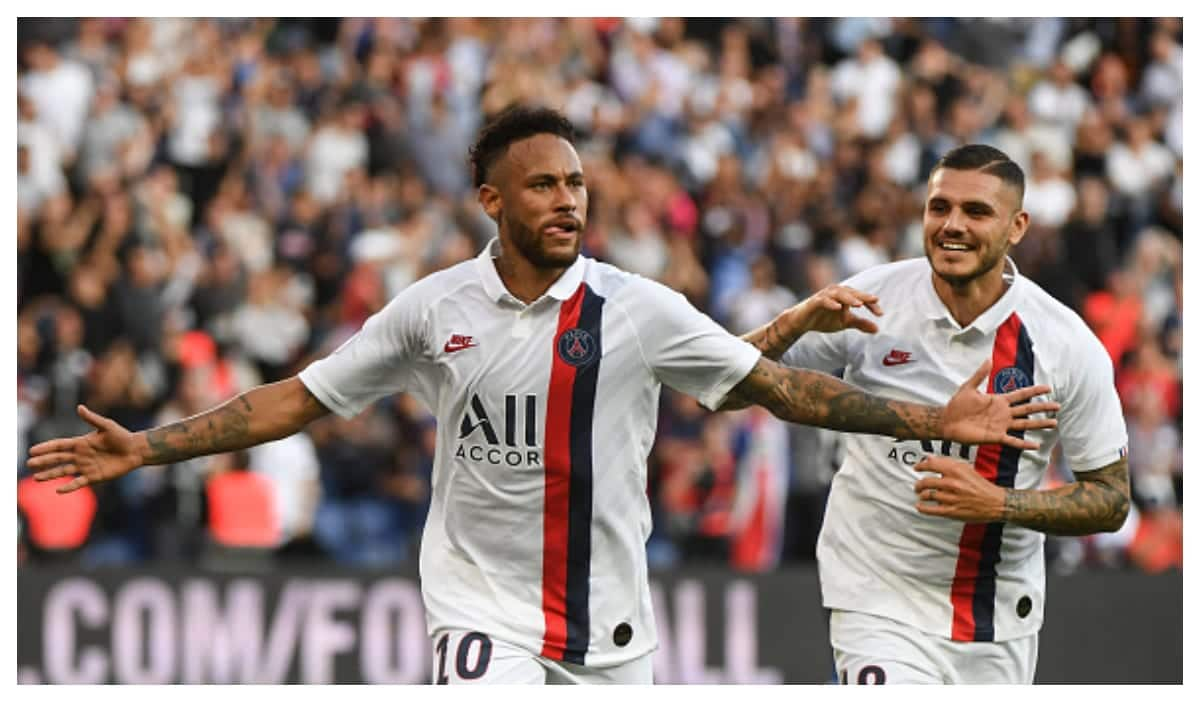 Neymar scores incredible acrobatic last minute winner as PSG stun Strasbourg 1-0 ▷ Kenya News