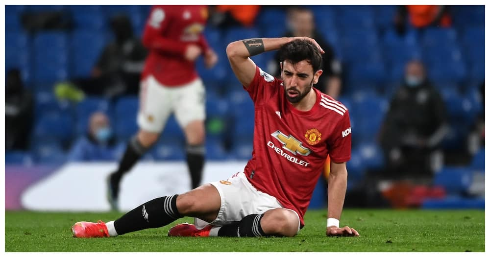 Manchester United to lose KSh 637 million if Bruno Fernandes wins Player of the year award