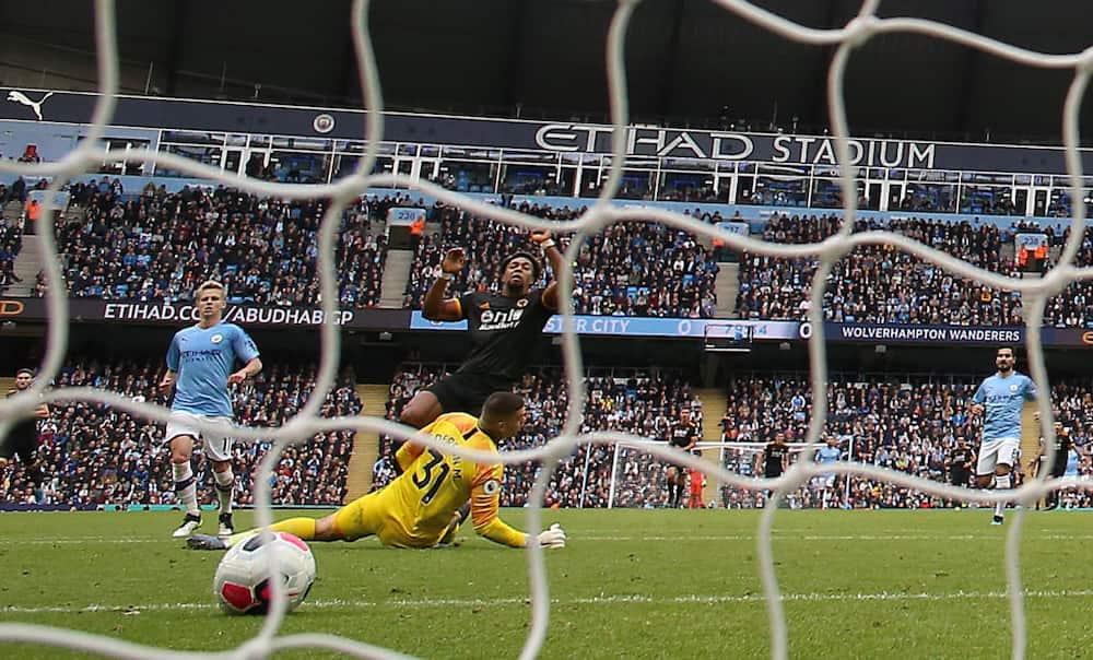 Man City vs Wolves: Adama Traore scores brace to sink ...