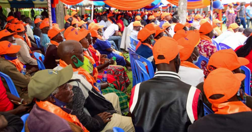 Many Kenyans do not believe leading political parties have an interest in the fight against corruption.