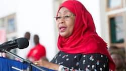 Tanzanian Head of State Samia Suluhu Hints She'll Run for Presidency in 2025