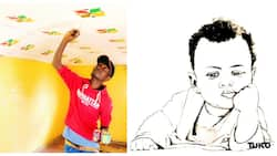 Narok: 21-Year-Old Artist Saves KSh 500 Weekly to Raise Funds for Higher Education