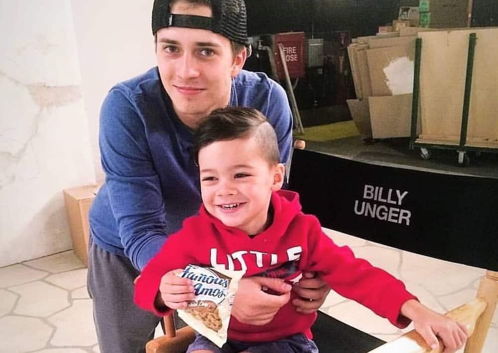 Billy Unger's kids
