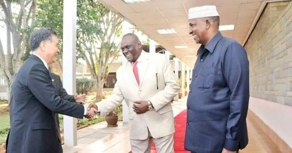 """David Murathe Says He's Not Interested in Jubilee Leadership Again """"My Job is Done"""""""