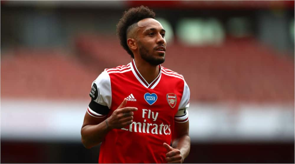 Pierre-Emerick Aubameyang tops list of highest paid EPL stars with £350k-a-week