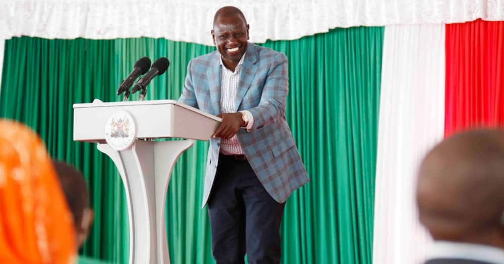 William Ruto suggests referendum be held alongside 2022 General Elections