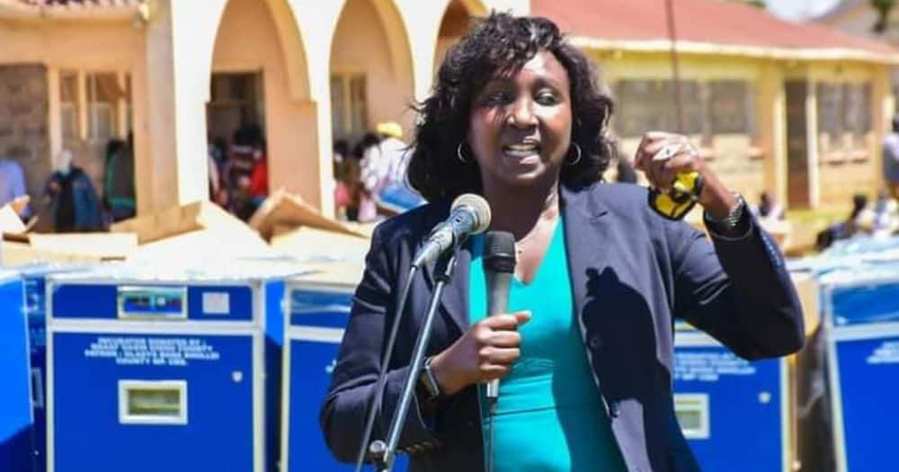 Gladys Shollei Opposes IEBC's Degree Demand for Elective Posts, Says It'll Lock out 97% of Kenyans