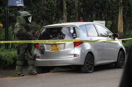 Detectives find drugs in car used by terrorists during DusitD2 attack
