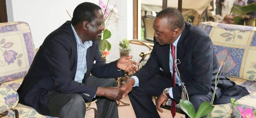 Uhuru set to tour Nyanza for first time since March 2018 handshake
