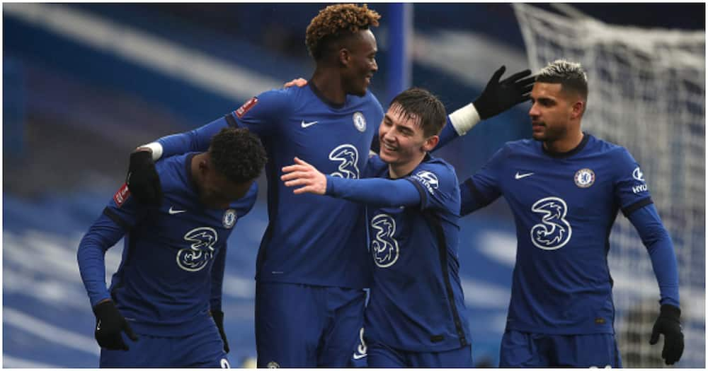 Chelsea 3-1 Luton Town: Abraham scores hat-trick as Blues qualify for 5th round of FA Cup
