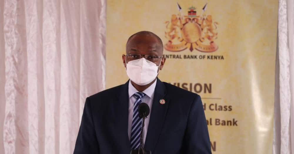 CBK Governor warns parliament that debt levels are becoming unsustainable.