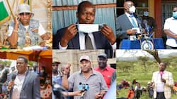 List of governors whose regimes have been dogged by graft scandals