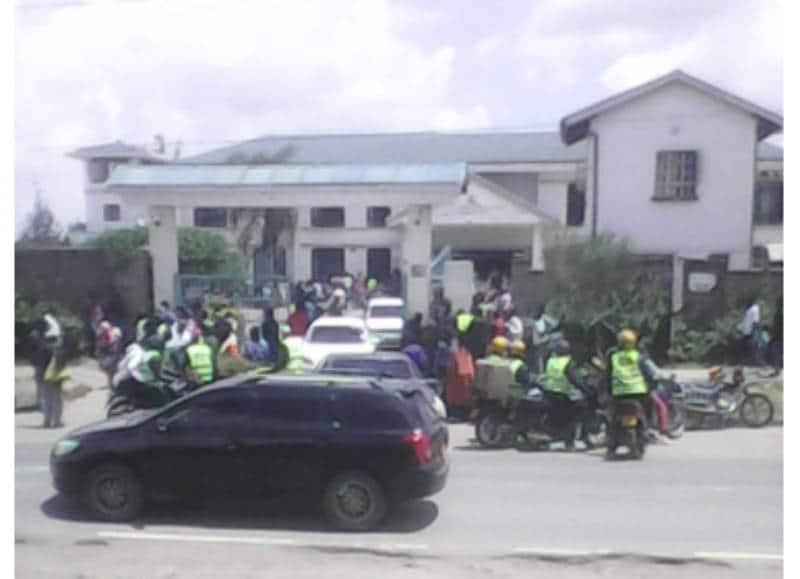 AP officer shoots dead boda boda rider for parking motorbike at wrong spot