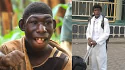 Nsanzimana Elie: Boy Who Was Called Monkey Now Rolls in Suits, Acquires Celebrity Status