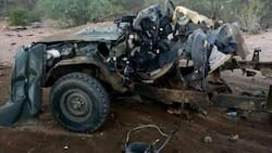 At least 10 Kenyan police officers killed in IED attack
