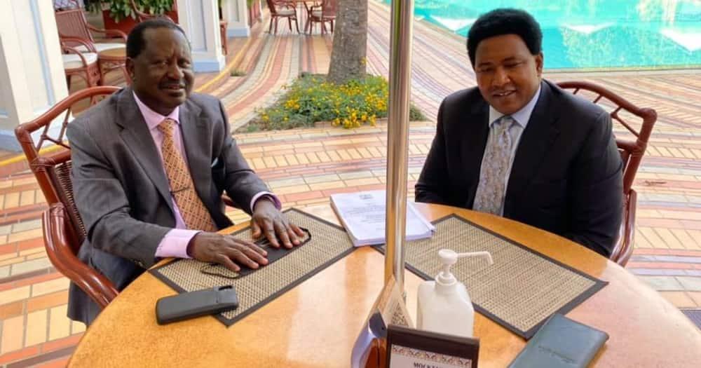 Exclusive: Ledama ole Kina says Uhuru will betray Raila in 2022