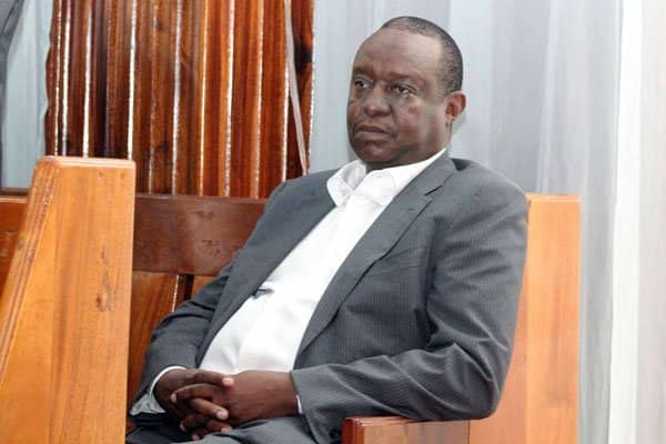 Suspended CS Rotich, PS Thugge charged afresh over Kimwarer, Arror dams scandal