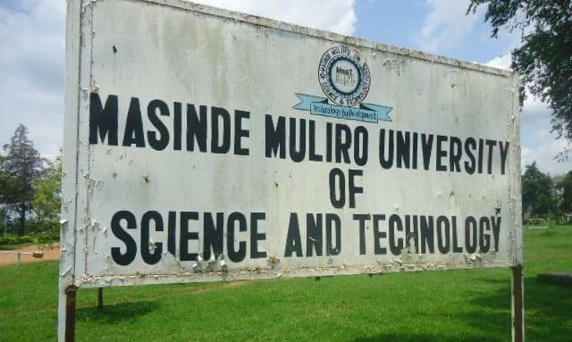 MMUST yafunga matawi ya Nairobi, Kisumu, Kapsabet na Mumias