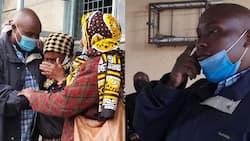 Machozi ya Upendo Yatiririka Baada ya Familia Kumsamehe Jamaa Aliyemuua Mwanao