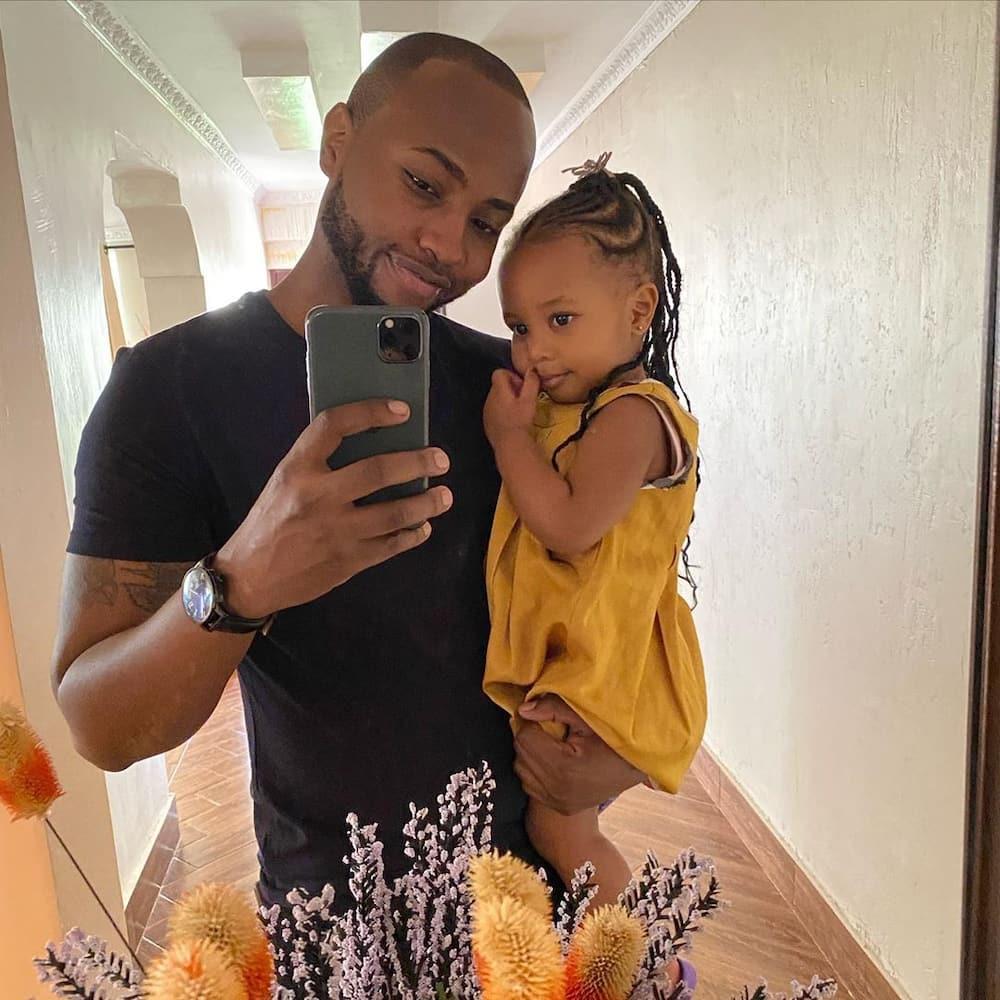 Nick Mutuma bio: tribe, girlfriend, daughter, dating history