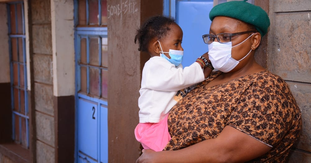 Former minister Paul Ngei's family appeals for help to treat granddaughter in need of heart surgery
