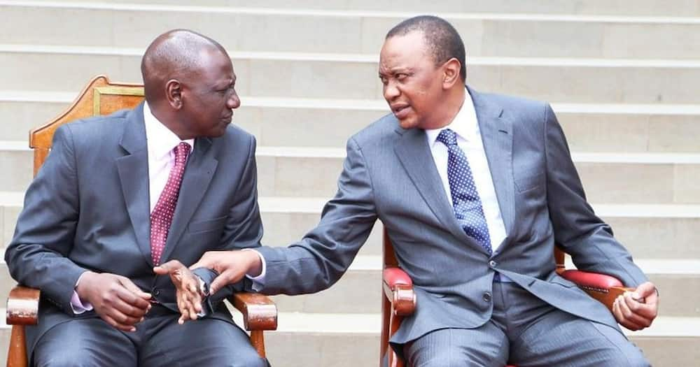 Rais Uhuru, Ruto wachangia familia ya Murang'a iliyopoteza watu 5