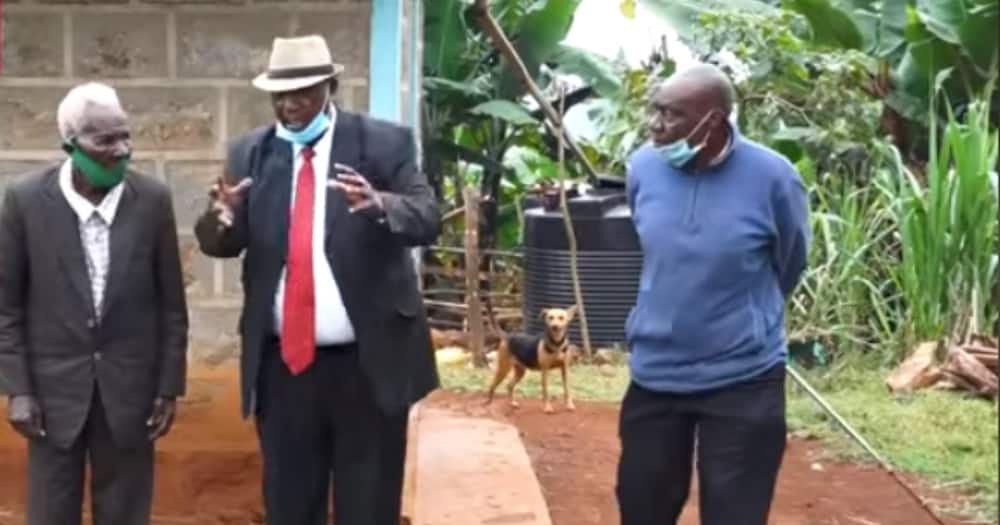 Police arrested two suspects in connection with Thomas Mwaga's kidnapping.