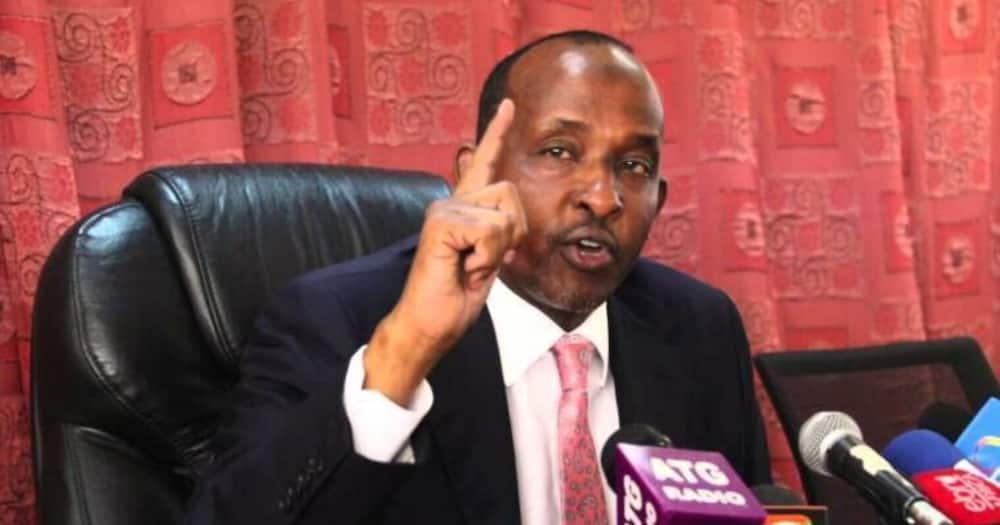 Aden Duale Says BBI's Revival Hope is Through Parliament Initiative