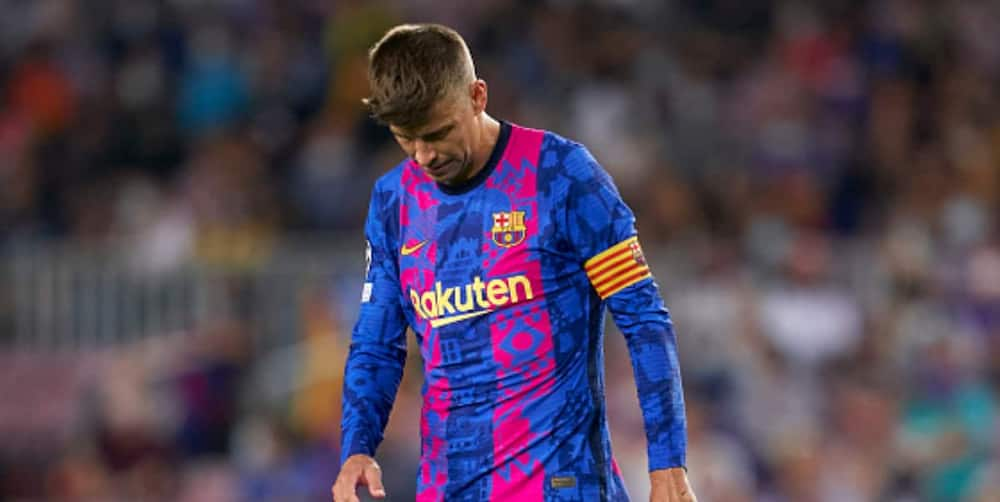 Barcelona star admits club not good enough to win Champions League following embarrassing defeat to Bayern