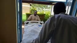 Kakamega: Wagonjwa Wakesha Baada ya Kuachwa Kulala na Maiti