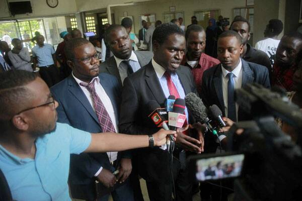 LSK calls for probe into death threats against its president Nelson Havi