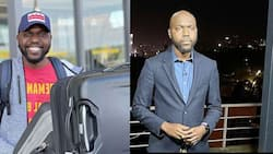 Larry Madowo Means Business in First CNN Assignment Day after Arriving in Kenya
