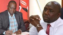 Seneta Poghisio ampasha Murkomen baada ya kubanduliwa katika uongozi wa seneti