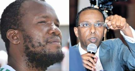 Wakili Ahmednasir amtupia jamaa tusi kubwa baada ya majibizano makali mtandaoni
