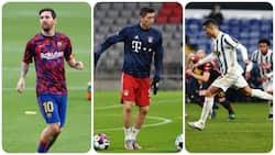 Top 15 Favourites to Win Ballon d'Or Award as Messi, Ronaldo and Kante Lead List