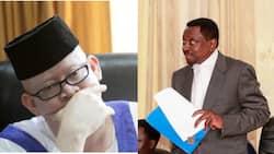 James Orengo Asema Yupo Tayari Kumtetea Kortini Isaac Mwaura Aliyefukuzwa Jubilee