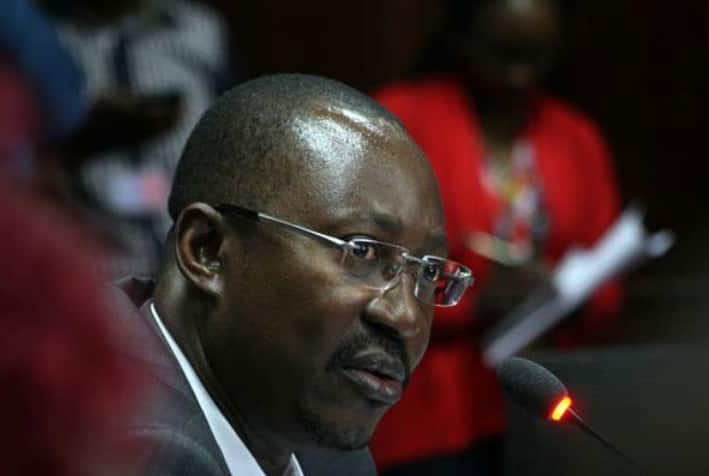 Former youth fund boss and Uhuru's schoolmate Bruce Odhiambo is dead