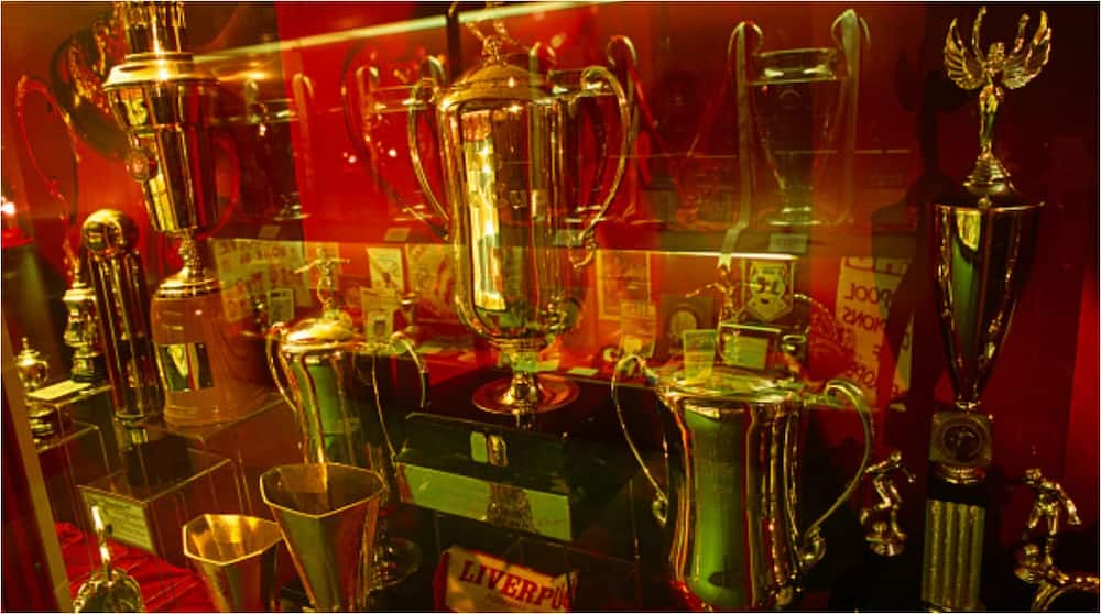 Liverpool emerge no.1 in top 10 most decorated football clubs in England