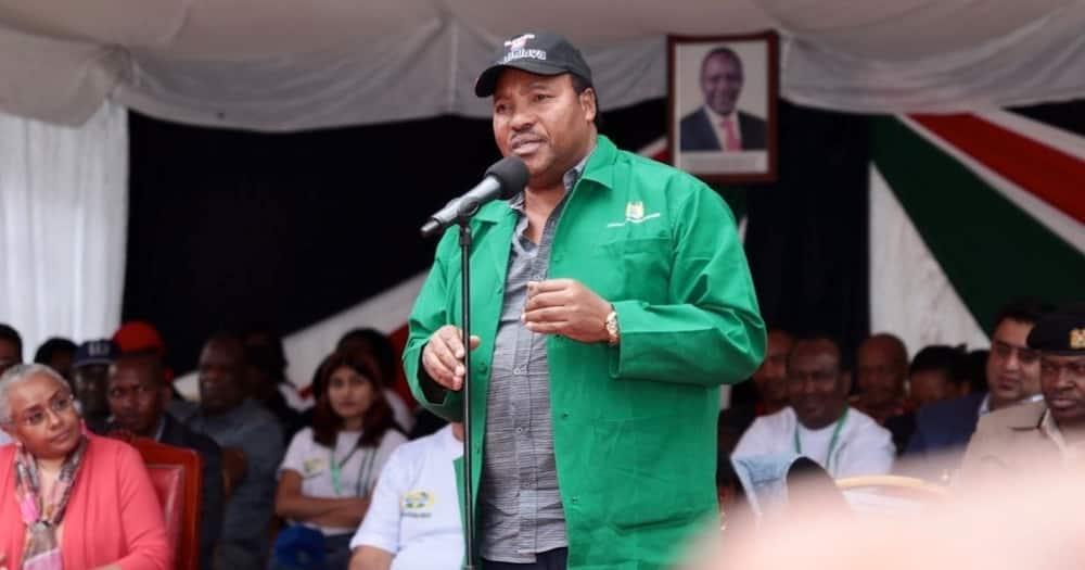 Gavana aliyetimuliwa hawezi kuchaguliwa kuwaniaImpeached governor cannot run for elective office, Senator Kindiki on Waititu's bid