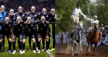 9 breathtaking photos from 2018's sports action