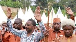 Kikuyu Elders Cleanse Shrine after Muturi's Coronation, Say Uhuru is Mt Kenya Spokesman