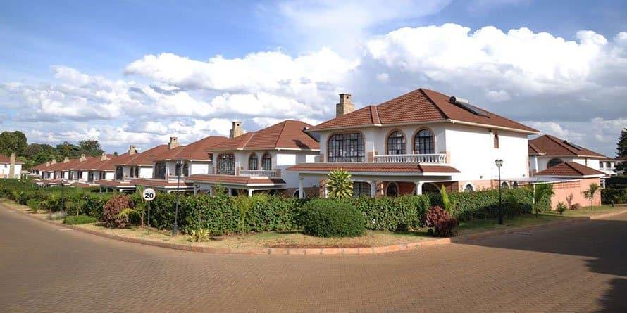 Types of houses in Kenya