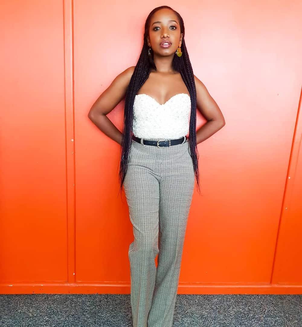 Anita Nderu shares battle with seizures which shattered her right arm bones