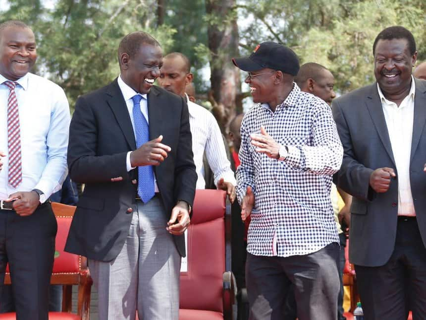 Boni Khalwale explains his sudden change from Ruto's critic to biggest defender
