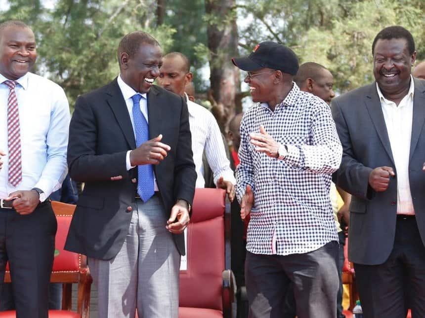 Boni Khalwale aeleza kwa nini aliasi kumpinga Ruto na kujiunga naye
